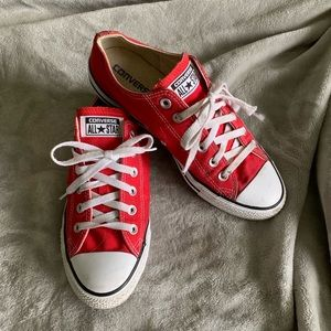 Converse Shoes - Low Top Converse.